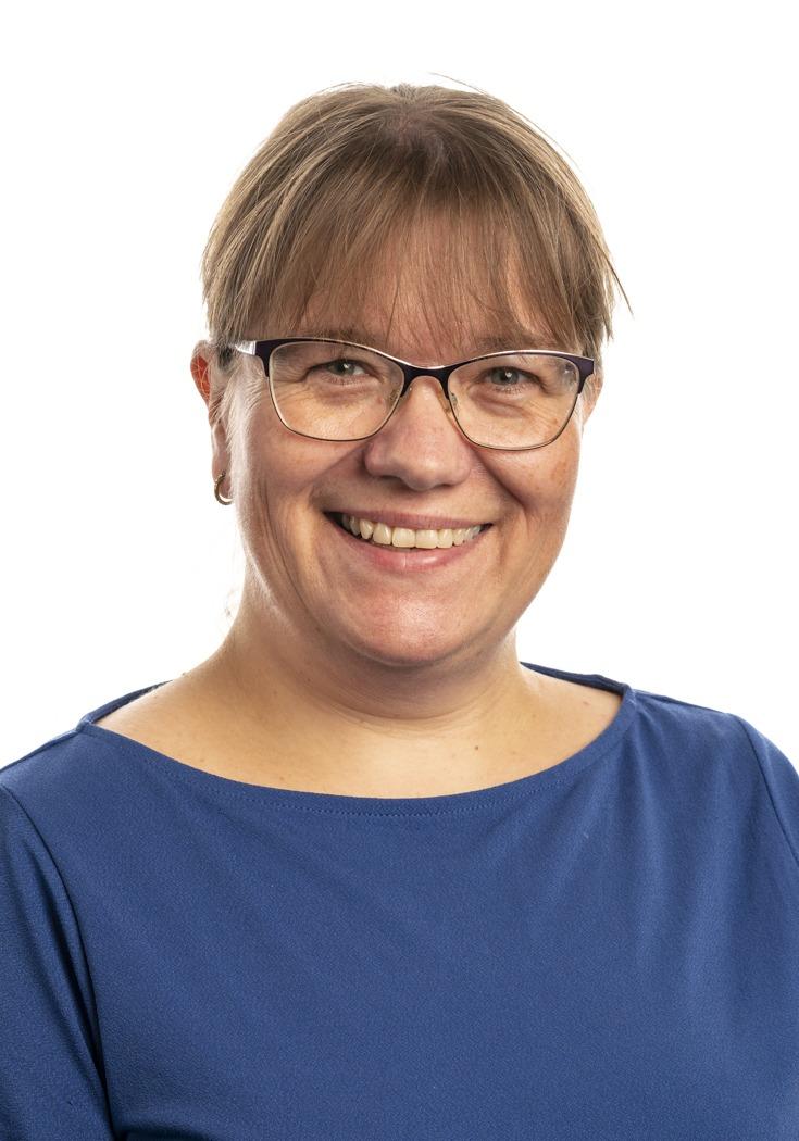 Ny - Charlotte Brorsen - receptionist