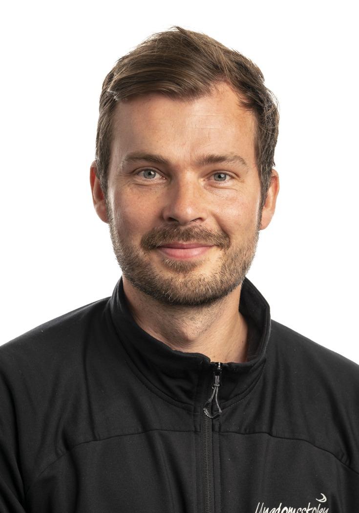 Ny - Kasper E. Andersen - lærer