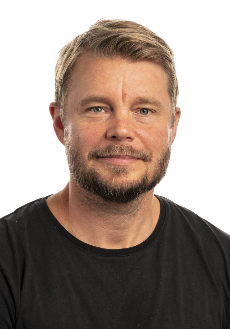 Ny - Klaus Schlüter - lærer