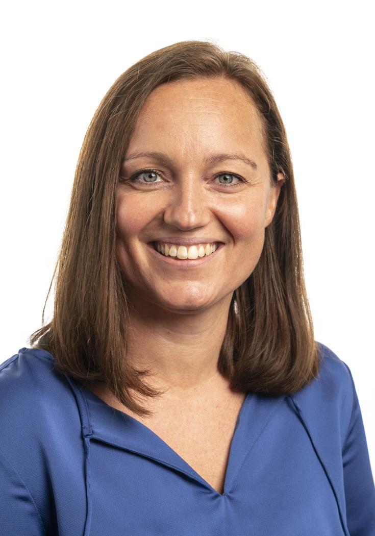 Ny - Stella Bodal Petersen - adm. medarbejder